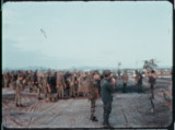 USMC 100598: Army of the Republic of Vietnam troops board a CH-46 Sea Knight