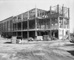 Russell House construction
