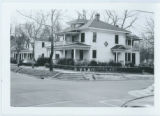 A 1960's Photograph of the Home of Dr. Robert Mance, Connectional Treasure of the African...