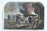 """The Main Battery at Fort Sumter: Guns Bearing on Fort Moultrie and the Channel During the..."