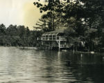 Aiken Outing Club on Graniteville Lake