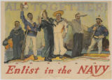 All together! : enlist in the Navy