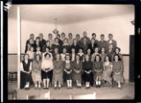Latin Club 1949-1951 Belton High School.