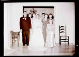 Rampey, Walter. Piedmont, S.C. 1950. Daughter's Wedding.