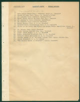 Accession List (Beaufort County, S.C.)