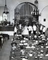 First Presbyterian Church Interior Wedding 1964 (1854) Chester S.C. No. 4