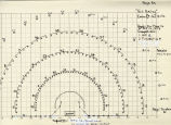 Band Directions and Drill Charts, USC vs. Miami of Ohio, 1977