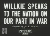 Fox Movietone Newsreel Vol. 25 No. 15, Wednesday Oct. 28, 1942