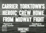 Fox Movietone News, Vol. 25 No. 5, Wednesday Sept. 23, 1942