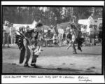 Edisto Dancers at a powwow