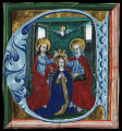 Coronation of the Virgin (miniature)