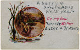 1918-08-26; Letter, From Samuel Bloom (France), To Folks [Parents] (Brooklyn, NY), Note Card