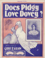 Does Pidgy love Dovey?