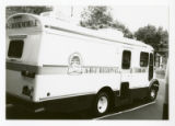 Allendale-Hampton-Jasper Regional Library bookmobile at the 1996 Bookmobile Exchange