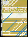 Directory of South Carolina schools 1999-2000
