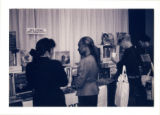 Buying books at the 1995 South Carolina Library Association conference in Columbia