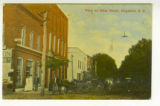 View on Main Street, Edgefield,...