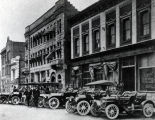 Etheredge Motor Company 1214 Main Street ca. 1905