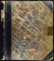 Diary Notebook of John Ruskin, 1848-1849