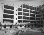 VA Building, building frame